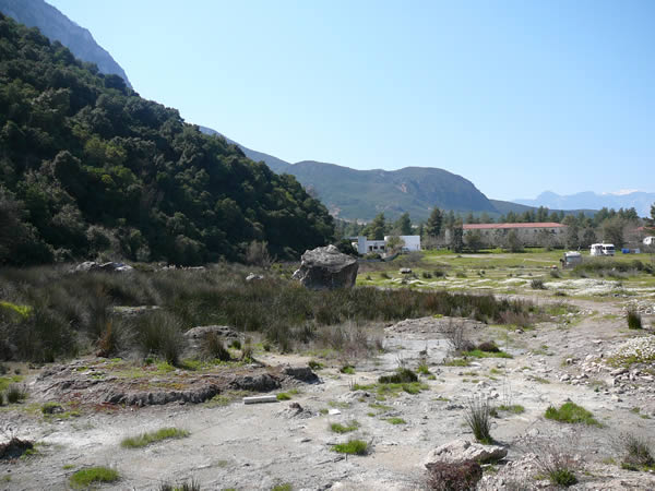 Battle of Thermopylae : Story, Photos - The place